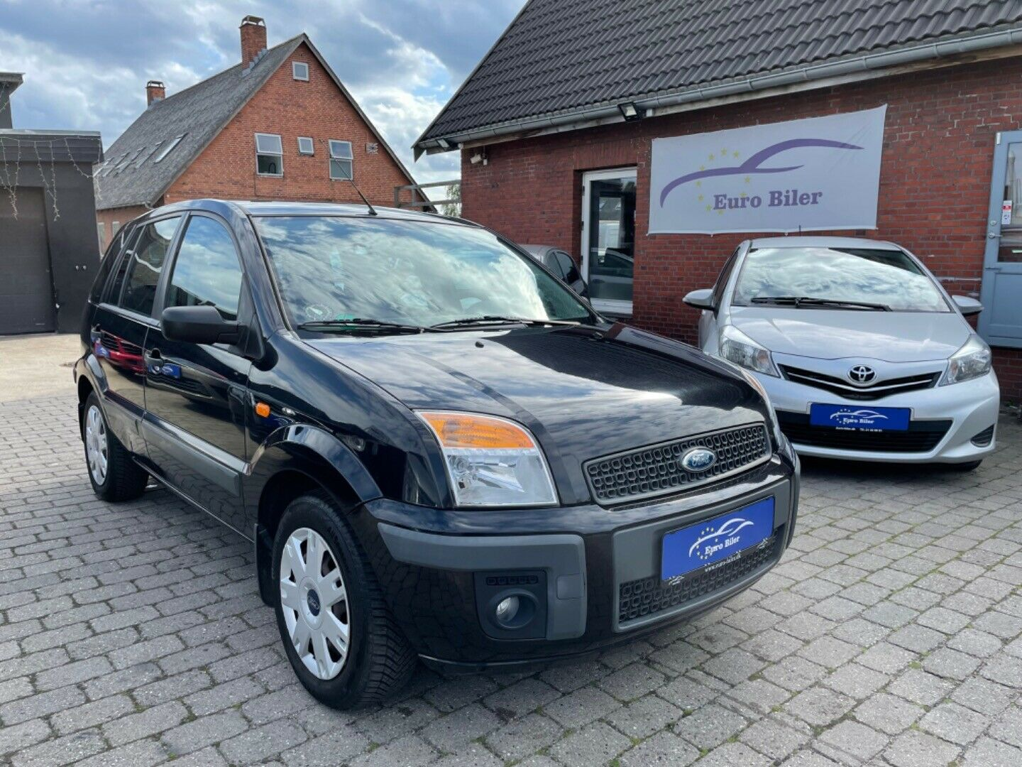 Ford Fusion 1,6 TDCi Ambiente 5d