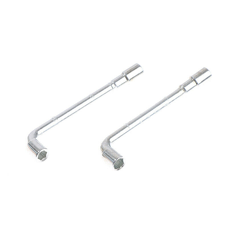 6mm 7mm Hexagonal Wrench L-shaped Sleeve Wrench for Ender 3 MK8 Nozzle TU_X P5