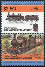 1873 LNWR Hardwicke Precedent Class 2-4-0 Train Stamps / LOCO 100