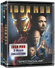 Iron Man: 3 Movie Collection DVD