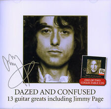 UNCUT Dazed And Confused: 13 Guitar Greats Including Jimmy Page 13-track CD NEW
