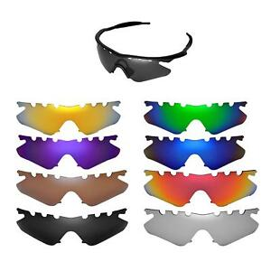 1b05b1cf600 WL Vented Replace Lenses for Oakley M Frame Heater Sunglasses ...
