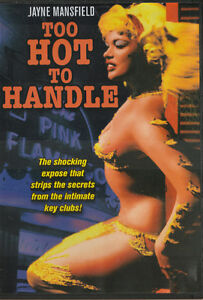 Jayne-Mansfield-TOO-HOT-TO-HANDLE-New-amp-SEALED-Region-0-Plays-on-any-Player