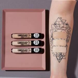 Esencia-CAMUFLAJE-MATT-Corrector-para-cubrir-tatuajes-ocultar-los-circulos-Ojo-up