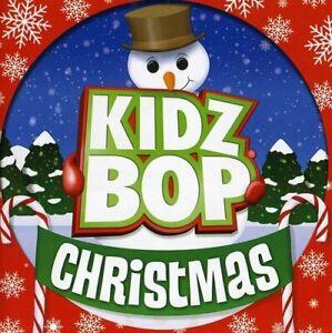 KIDZ-BOP-Kids-Kidz-Bop-Christmas-CD-NEW