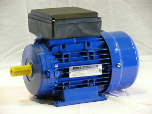 2HP-1-5kW-1400rpm-240Volt-Foot-Mount-Electric-Motor