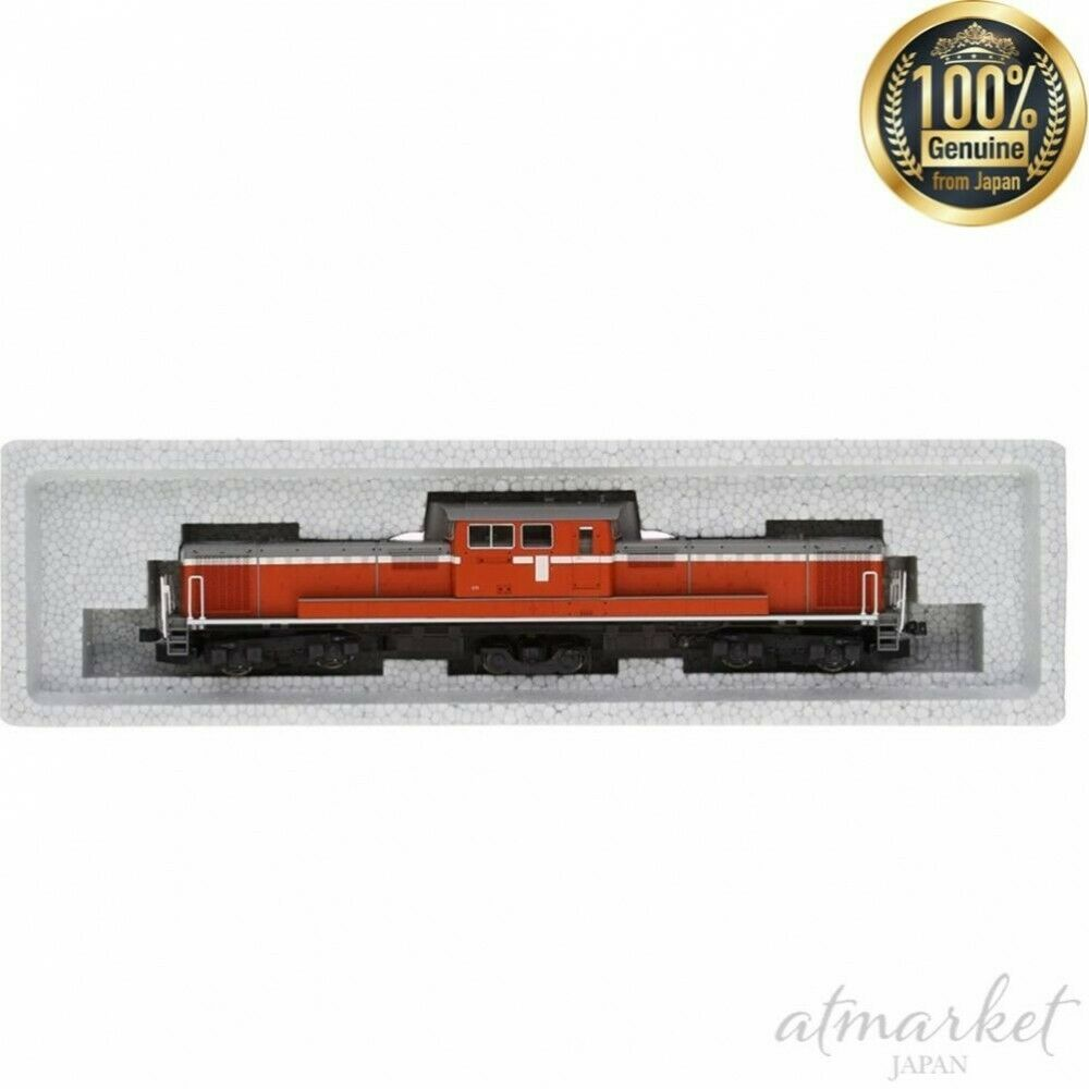 KATO HO gauge Diesel locomotive 1-701 DD51 Cold resistant Railway model JAPAN