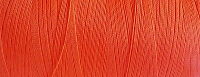"Thread T-70 Bonded Nylon 100 yds "" Neon Orange""  A&E Made in the USA"