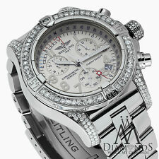 Breitling Aeromarine Avenger Seawolf Chrono A73390 Wrist Watch for Men