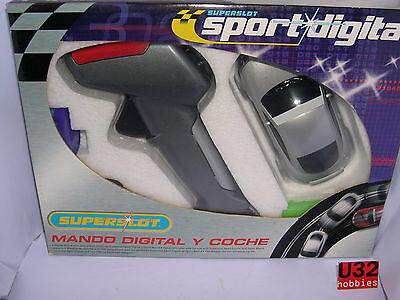 Elektrisches Spielzeug Symbol Of The Brand Bestellung H7012 FÜhrung Controler+audi Tt Silber Sport Digital Scalextric Uk Mb
