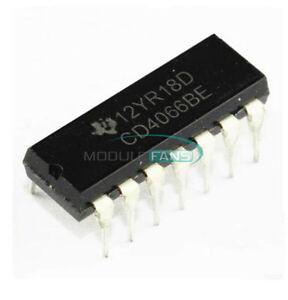 10PCS CD4022BE DIP-16 CD4022 DIP16 TI CMOS Counter Dividers IC