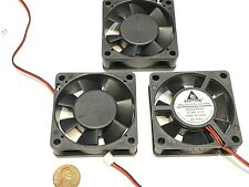 4 Pieces GDSTIME 24v fan 4020 40x40x20 4cm 40mm3d printer 2pin computer fan A32