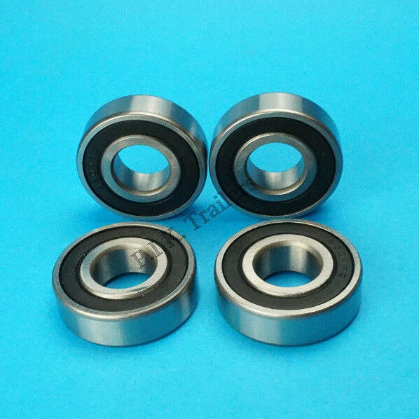 With Two Years Warranty Package Includes Two Bearings Front Wheel Bearing Pair for 1989 Honda CRX