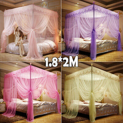 Us 4 Corner Post Bed Hanging Mosquito, Queen Size Bed Hanging Canopy