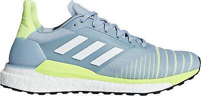 Adidas Solar Glide Boost Womens Running Shoes - Grey