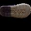Girls Feet Street Purple Heart Flower Motif Zip Fastening Casual Winter Boots