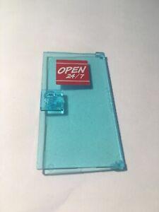 LEGO 60616 Door 1x4x6 with Stud Handle x1