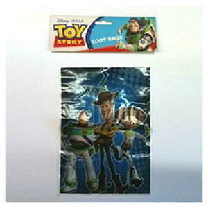 Party-Supplies-Birthday-Toy-Story-Loot-Lolly-Bags-Pack-of-8