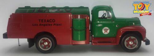 Los Angeles Plant Texaco Fuel Tanker Truck Die Cast