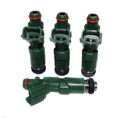 New Fuel Injectors Set Of 4 PCS For Toyota Prius Echo Scion xA xB 23250-21020