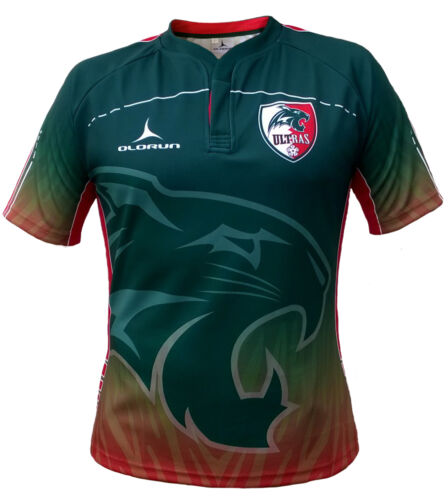 Olorun Ultra Tigers Supporters Rugby Shirt S4XL