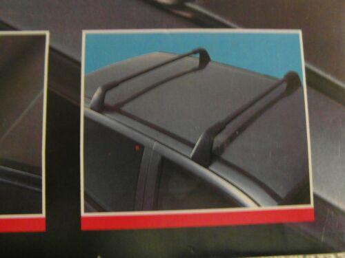 BARRE PORTATUTTO BOSAL per OPEL ASTRA /'94-/'98 estetica acciaio nera economica