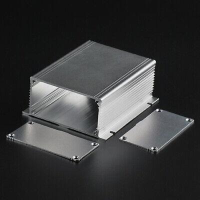 Aluminum PCB Instrument Box Extruded Enclosure DIY Electronic Project Metal Case