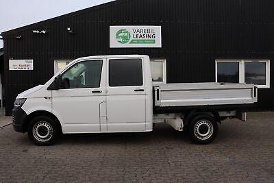 brugt varebil VW Transporter TDi 102 Ladvogn BMT