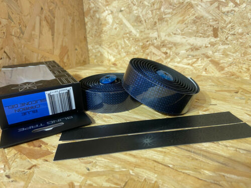2pcs//pack Supacaz Bling Silicone Gel Handlebar Tape Rolls