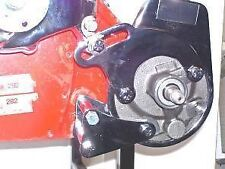 Sbc Power Steering Pump Bracket Billet Adjustable Lwp 350 Small