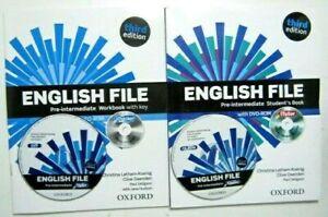 ENGLISH FILE PRE- INTERMEDIATE THIRD EDITION STUDENT'S
