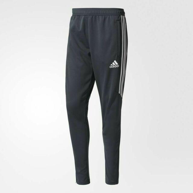 Adidas Tiro 17 Men's Training Pants Climacool Soccer Dark Grey or Blue S & XL