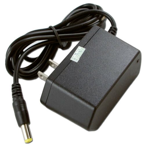 9V AC DC ADAPTER For Casio LK-40 LK-50 LK-55 LK-73 LK-90TV LK-210 Keyboard
