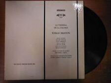 33 RPM Vinyl Tomas Breton La Verbena De La Paloma MHS Records Stereo 031115SM