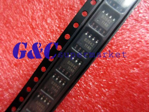 D-S MOSFET SOP8 BITEK NEW GOOD QUALITY R5 100PCS B3942 CN /& P-Channel 30-V