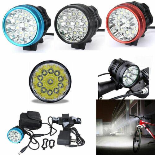 Brightness 30000LM 11x XML T6LED Bicycle Cycling Headlight Light Bike Torch Lamp