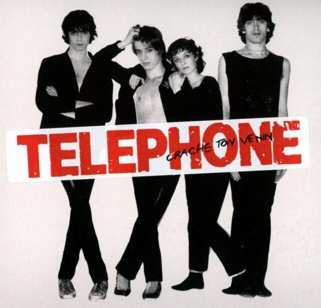 Téléphone - Crache Ton Venin