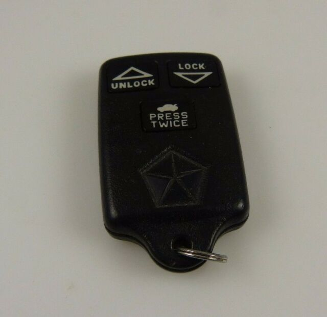 key fob eagle dodge from a 1994 vision keyless entry