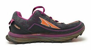 Altra-Women-039-s-TIMP-Trail-Running-Shoe-Orchid-7-5-B-M-US-USED