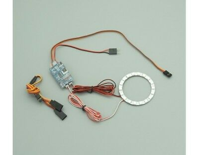 Cyclone Power 3 Colour Led AfterBurn System For 64mm EDF Jet  Free Shipping !