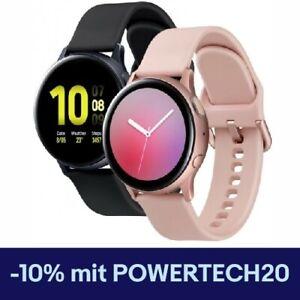 Samsung R820 Galaxy Watch Active 2 44mm aqua black Bluetooth Smartwatch