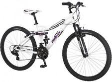 26 Girls Mountain Bike Best Bikes for Adults Teens Women 26inch Mongoose White