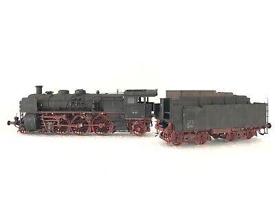 Adattabile Km1 Br 18 520 Traccia 1 Locomotiva A Vapore Invecchiato Digital Sound
