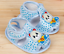 Baby Infant Girl Boy Crib Chaussures 0-6 6-12 12-18 mois
