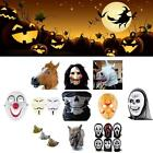 Scary Ghost Skeleton Skull Head Masks for Halloween Costume Party Mask BE