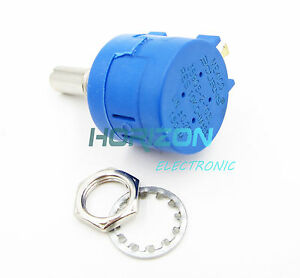2pcs-3590s-2-103l-10k-ohm-Rotary-Hochleistung-Praezision-Potentiometer-Pot-10-Turn