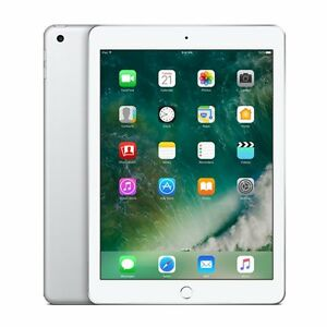 "Brand New Apple iPad 9.7"" 2017 WiFi 32GB Genuine with Apple warranty Silver"