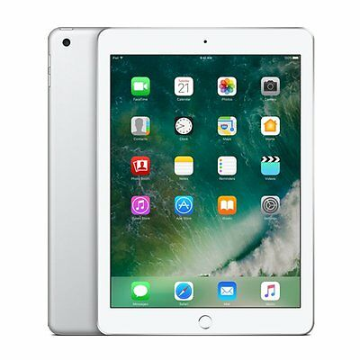 "Brand New Apple iPad 9.7"" WiFi 32GB Silver Genuine Original Seal Apple warranty"