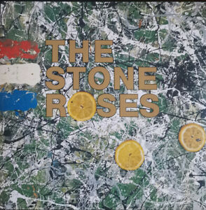The Stone Roses ‎– The Stone Roses - Clear Vinyl LP New Sealed