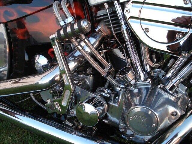 Harley-Davidson, 1420 ccm, 1951